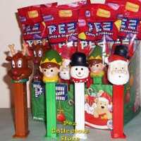 Holiday Pez