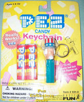 Basic Fun Pez Keychains