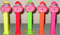 Bubbleman Pez Offers