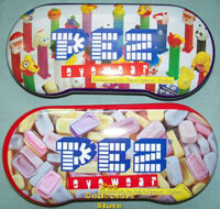 Pez Eyeglass Cases