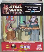Star Wars Jar Jar Binks Candy Handler
