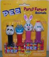 Pez Party Favor Mini dispensers