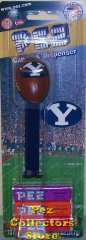 Brigham Young University Y logo Pez MOC