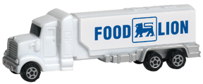 Food Lion Promotional Pez Truck