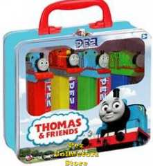 Thomas the Train Pez Lunchbox Gift Tin