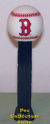 Boston Red Sox MLB Baseball Pez