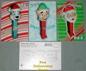 Christmas Greetings Postcards