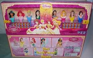 Disney Princesses Pez Gift Set