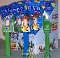 Toy Story Pez