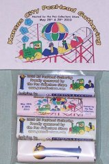 KC PezHead Gathering Extra Goodies - Candy Packs