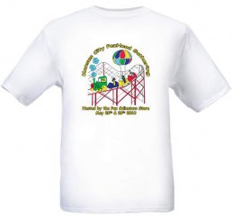 2010 KC PezHead Gathering T-Shirt