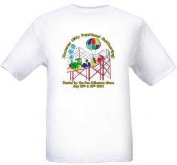 2010 KC PezHead Gathering T-Shirt