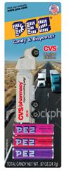 CVS Promotional Hauler Pez