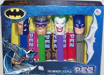 Batman Collector's Set