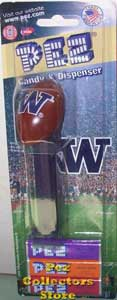 University of Washington Football Pez