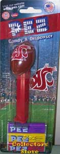 Washington State University Football Pez