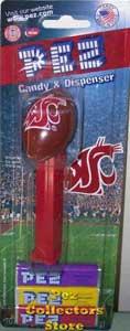 Washington State University Football Pez