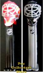 NHL Fire and Ice Hockey Helmet Pez