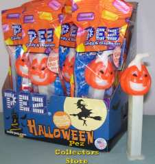 Jack-o-lantern Pez Party Pack