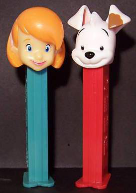Buster and Darby Pez