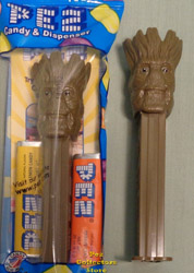 Marvel Guardians of the Galaxy Groot Pez Mint in Bag