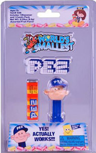 World's Smallest Pez