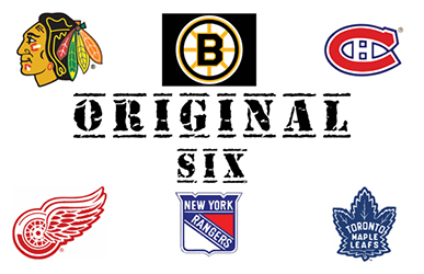 Original 6 NHL Teams