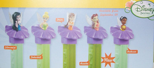 European Fairies Pez