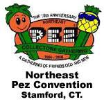 Northeast Pez Convention Logo