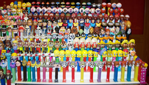 pez collectors store coupons