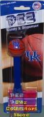 University of Kentucky Basketball Pez Loose