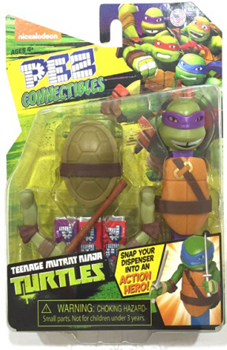 Donatello Connectibles Pez