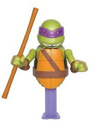 Donatello TMNT Connectible Pez