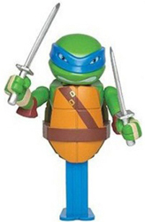 Leonardo TMNT Connectible Pez