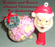 Annual Christmas Pez Gathering