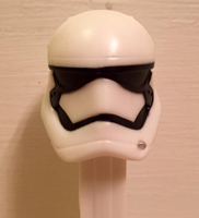 First Order Stormtrooper Star Wars Pez