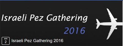Israeli Pez Gathering