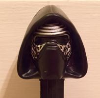 Kylo Ren Star Wars Pez