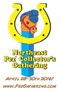 Northeast Pez Collectors Gathering