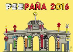 Spain PezPana Gathering