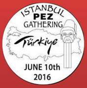 Turkey Pez Gathering Logo