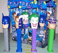 Batman and Villains Pez Set
