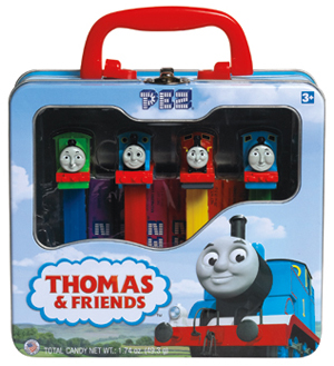 Thomas and Friends Pez Gift Set