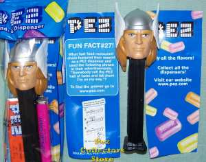 Thor Pez from Marvel Superhero comics