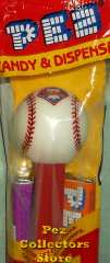 LSU Tigers Baseball Promo Pez