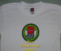 Circus Elephant Pez T-Shirt
