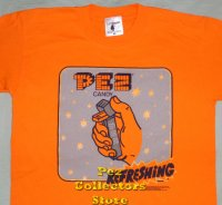 Refreshing Pez orange T-Shirt