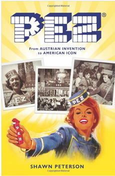 Pez from Austrian Invention to American Icon book