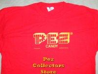 Pez Logo T-Shirt