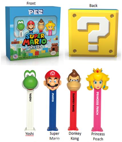 Super Mario Gift Set